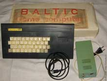 Most common ″Baltic″ with external power supply